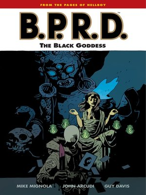 cover image of B.P.R.D. (2002), Volume 11