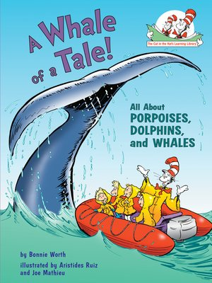 cover image of A Whale of a Tale!
