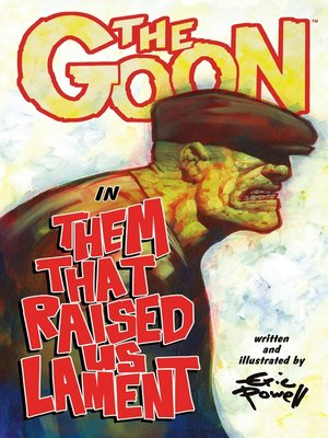 cover image of The Goon, Volume 12