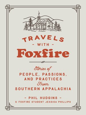cover image of Travels with Foxfire