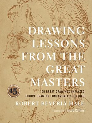 cover image of Drawing Lessons from the Great Masters
