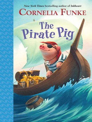 cover image of The Pirate Pig