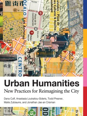 cover image of Urban Humanities