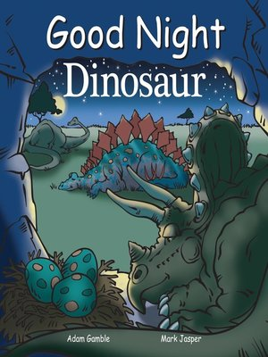 cover image of Good Night Dinosaur