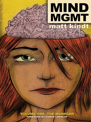 cover image of Mind MGMT (2012), Volume 1