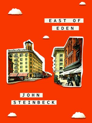 cover image of East of Eden