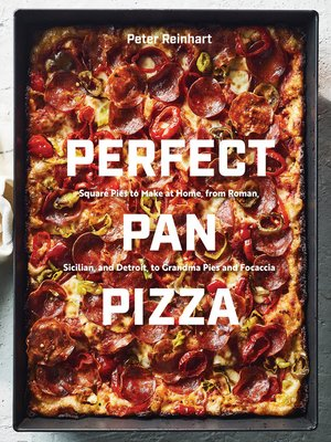 cover image of Perfect Pan Pizza