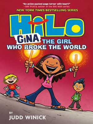 cover image of Hilo Book 7