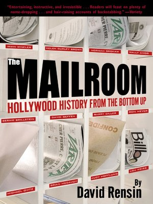 cover image of The Mailroom