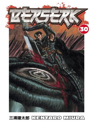 cover image of Berserk, Volume 30