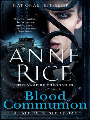 cover image of Blood Communion