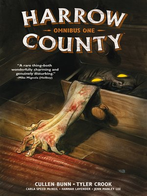 cover image of Harrow County Omnibus Volume 1