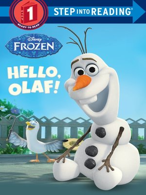 cover image of Hello, Olaf! (Disney Frozen)