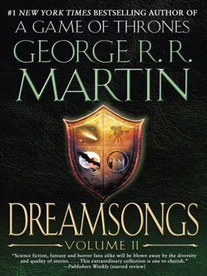 cover image of Dreamsongs, Volume II