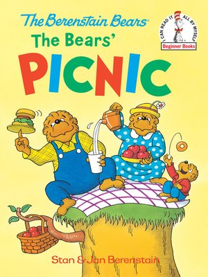 cover image of The Berenstain Bears The Bears' Picnic