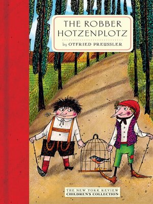 cover image of The Robber Hotzenplotz