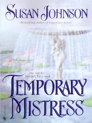 cover image of Temporary Mistress