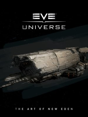 cover image of EVE Universe: The Art of New Eden