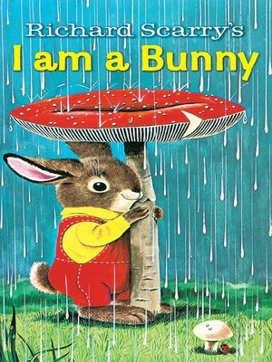 cover image of I Am a Bunny