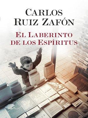 cover image of El Laberinto de los Espiritus