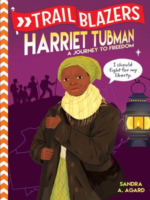 cover image of Harriet Tubman: A Journey to Freedom