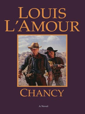 cover image of Chancy