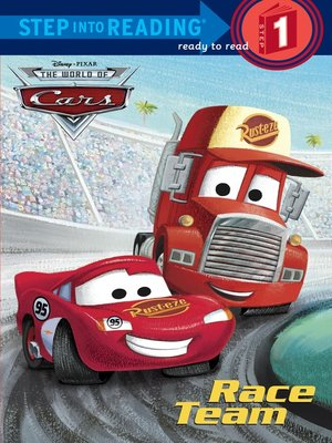 cover image of Race Team (Disney/Pixar Cars)