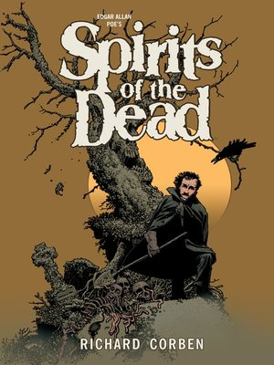 cover image of Edgar Allan Poe's Spirits of the Dead