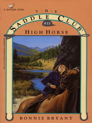 cover image of High Horse