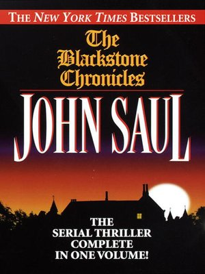 cover image of The Blackstone Chronicles