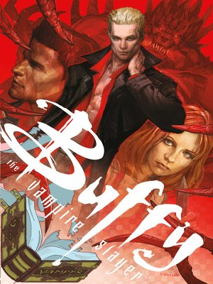 cover image of Buffy Season 10 Library Edition Volume 2