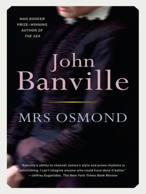 cover image of Mrs. Osmond