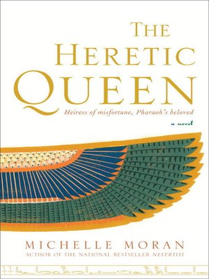 cover image of The Heretic Queen