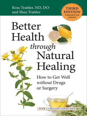 cover image of Better Health through Natural Healing