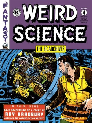 cover image of Weird Science (1950), Volume 4