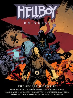 cover image of Hellboy Universe