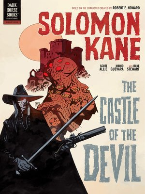 cover image of Solomon Kane, Volume 1