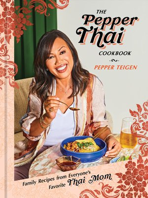 cover image of The Pepper Thai Cookbook