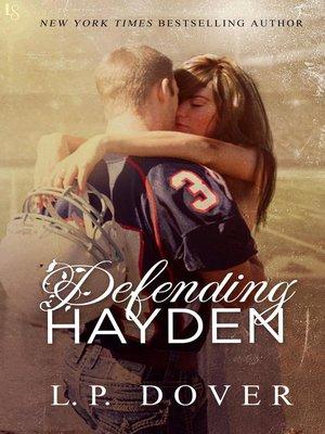 cover image of Defending Hayden