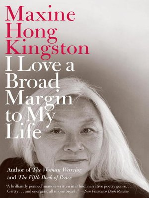 cover image of I Love a Broad Margin to My Life