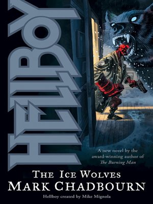 cover image of Hellboy: The Ice Wolves