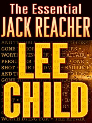 cover image of The Essential Jack Reacher 12-Book Bundle