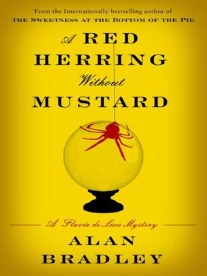 cover image of A Red Herring Without Mustard