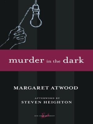 cover image of Murder in the Dark