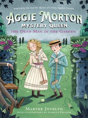 cover image of Aggie Morton, Mystery Queen