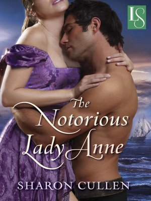 cover image of The Notorious Lady Anne