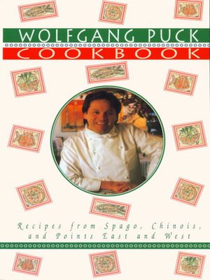 cover image of Wolfgang Puck Cookbook