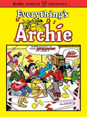 cover image of Everything's Archie Volume 1