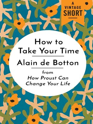 cover image of How to Take Your Time