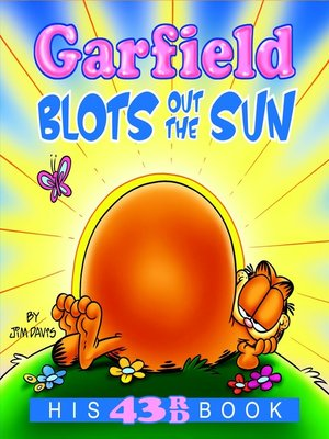 cover image of Garfield Blots Out the Sun